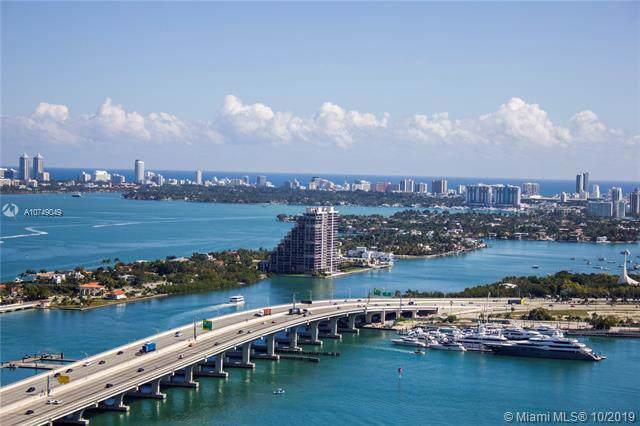 900 Biscayne Blvd #4212, Miami, FL 33132 (MLS #A10749049) :: Grove Properties