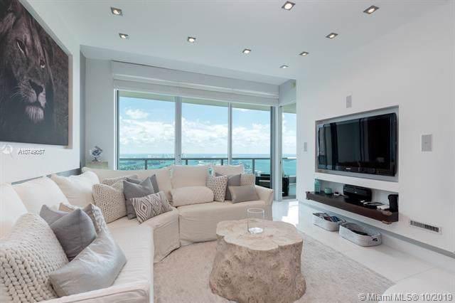 900 Biscayne Blvd #5704, Miami, FL 33132 (MLS #A10749057) :: Grove Properties