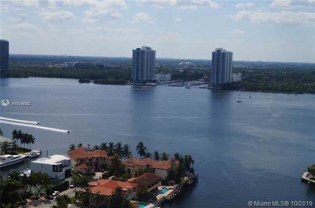 2000 Island Blvd #2307, Aventura, FL 33160 (MLS #A10749062) :: Grove Properties