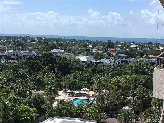 151 Crandon Bl #923, Key Biscayne, FL 33149 (MLS #A10749374) :: Castelli Real Estate Services