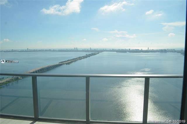 480 Ne 31st #4901, Miami, FL 33137 (MLS #A10749409) :: Grove Properties