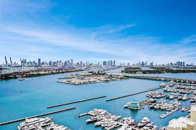 90 Alton Rd #2606, Miami Beach, FL 33139 (MLS #A10749448) :: Grove Properties