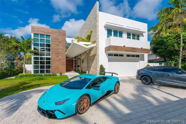 274 Ocean Blvd, Golden Beach, FL 33160 (MLS #A10749827) :: Grove Properties