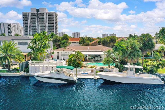 460 Holiday Dr, Hallandale, FL 33009 (MLS #A10749848) :: Ray De Leon with One Sotheby's International Realty