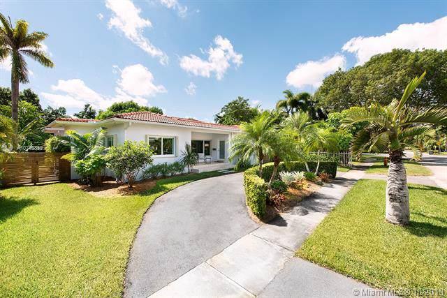 1242 NE 104th St, Miami Shores, FL 33138 (MLS #A10749859) :: Castelli Real Estate Services