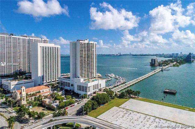 555 NE 15th St #504, Miami, FL 33132 (MLS #A10749994) :: Grove Properties