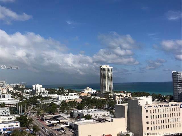401 69th St #1507, Miami Beach, FL 33141 (MLS #A10750001) :: Green Realty Properties