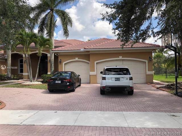 13311 SW 44th St, Davie, FL 33330 (MLS #A10750085) :: Green Realty Properties