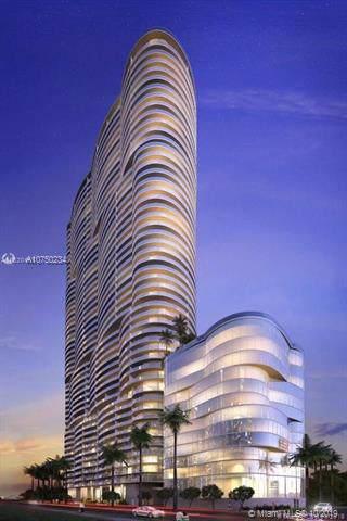 488 NE 18 St #4108, Miami, FL 33132 (MLS #A10750234) :: Berkshire Hathaway HomeServices EWM Realty