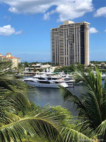 19999 E Country Club Dr #1607, Aventura, FL 33180 (MLS #A10750296) :: Ray De Leon with One Sotheby's International Realty