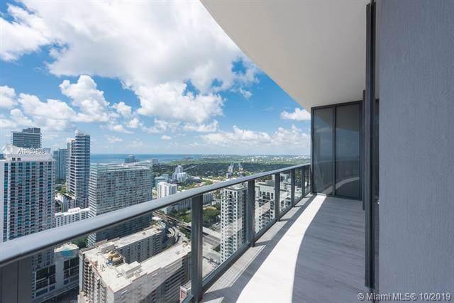 45 SW 9th St #4203, Miami, FL 33130 (MLS #A10750438) :: Grove Properties