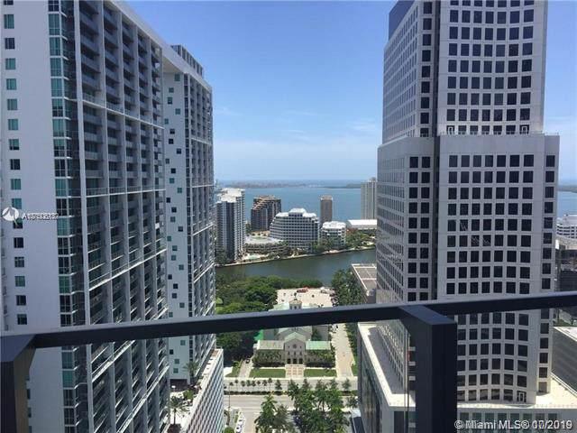 68 SE 6th St #2711, Miami, FL 33131 (MLS #A10750613) :: Grove Properties