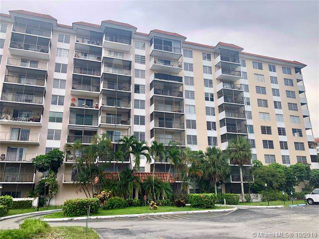 4164 Inverrary Dr #708, Lauderhill, FL 33319 (MLS #A10750697) :: Ray De Leon with One Sotheby's International Realty