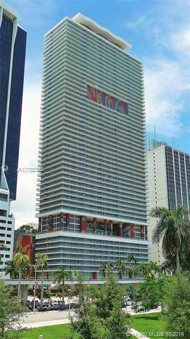 50 Biscayne Blvd #3507, Miami, FL 33132 (MLS #A10750733) :: Grove Properties