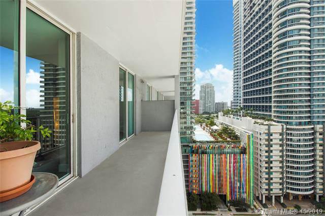 1250 S Miami Ave #1911, Miami, FL 33130 (MLS #A10750741) :: The Erice Group