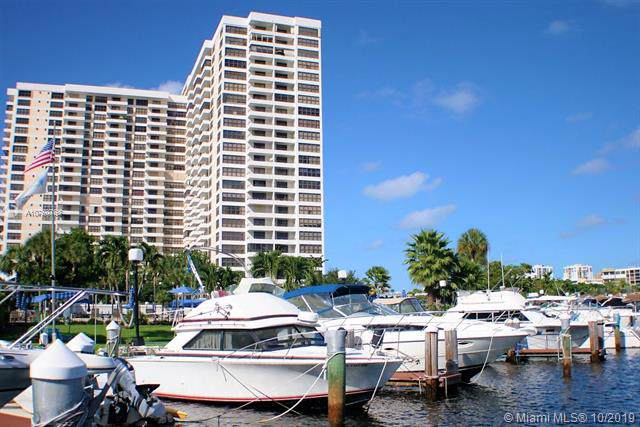 600 Three Islands Blvd #910, Hallandale, FL 33009 (MLS #A10750763) :: Grove Properties