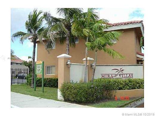 581 NW 82nd Ct #196, Miami, FL 33126 (MLS #A10750808) :: Ray De Leon with One Sotheby's International Realty