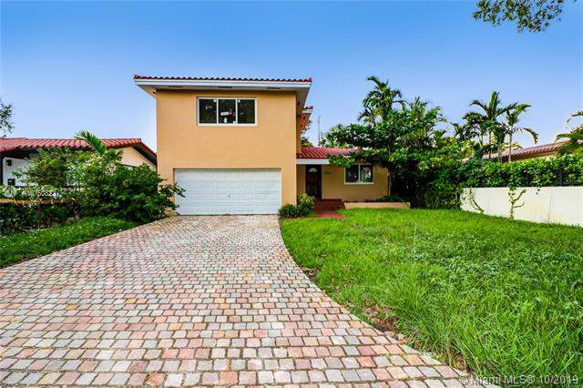 1405 Bird Rd, Coral Gables, FL 33146 (MLS #A10750822) :: The Paiz Group