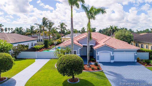 12580 SW 76th St, Miami, FL 33183 (MLS #A10750885) :: RE/MAX Presidential Real Estate Group