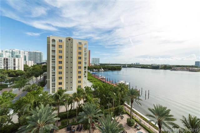 17100 N Bay Rd #1803, Sunny Isles Beach, FL 33160 (MLS #A10750927) :: Grove Properties