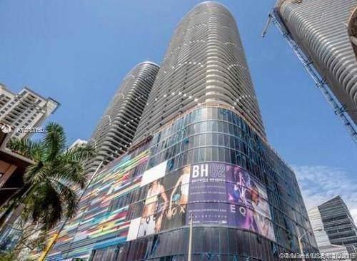 45 SW 9 ST #2306, Miami, FL 33130 (MLS #A10751150) :: Grove Properties