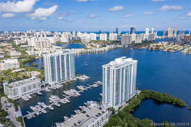 17111 Biscayne Blvd #1206, North Miami Beach, FL 33160 (MLS #A10751340) :: The Teri Arbogast Team at Keller Williams Partners SW