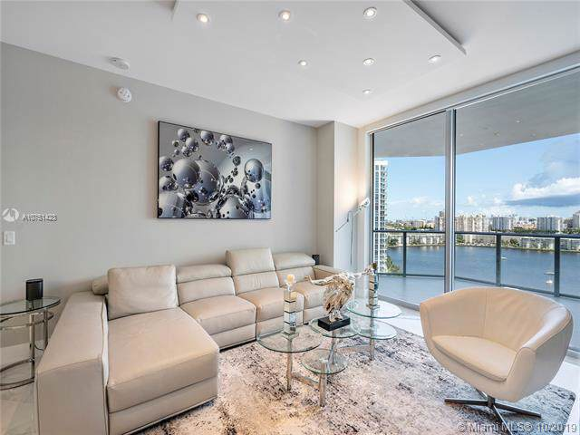 17111 Biscayne Blvd #1607, North Miami Beach, FL 33160 (MLS #A10751423) :: The Teri Arbogast Team at Keller Williams Partners SW
