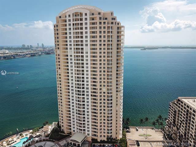 808 Brickell Key Dr #1206, Miami, FL 33131 (MLS #A10751536) :: Grove Properties