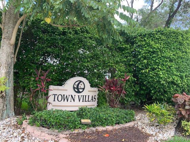 9215 Flynn Cir #1, Boca Raton, FL 33496 (MLS #A10751611) :: The Howland Group