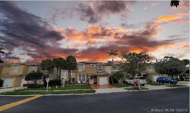 15437 NW 12th Ct #15437, Pembroke Pines, FL 33028 (MLS #A10751865) :: The Rose Harris Group