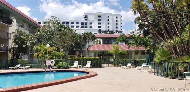 8107 SW 72nd Ave 312E, Miami, FL 33143 (MLS #A10752056) :: Grove Properties