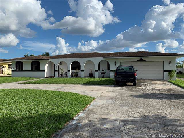 2120 NW 111th St, Miami, FL 33167 (MLS #A10752103) :: Ray De Leon with One Sotheby's International Realty