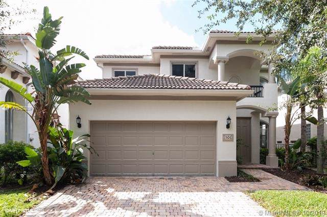 1506 Sagewood Ct, Riviera Beach, FL 33404 (MLS #A10752209) :: The Riley Smith Group
