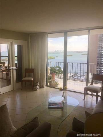 780 NE 69th St #1407, Miami, FL 33138 (MLS #A10752294) :: The Jack Coden Group