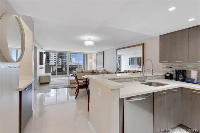 1717 N Bayshore Dr A-1550, Miami, FL 33132 (MLS #A10752435) :: Grove Properties