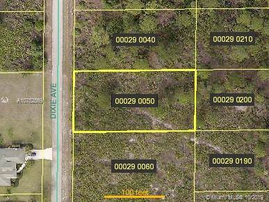 1414 Dixie Ave, Other City - In The State Of Florida, FL 33972 (MLS #A10752569) :: Berkshire Hathaway HomeServices EWM Realty