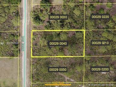 1416 Dixie Ave, Other City - In The State Of Florida, FL 33972 (MLS #A10752629) :: Berkshire Hathaway HomeServices EWM Realty