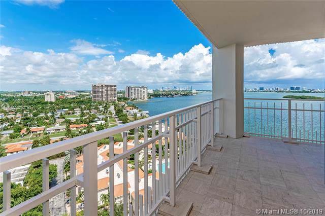 4000 Towerside Ter #1903, Miami, FL 33138 (MLS #A10752750) :: Grove Properties