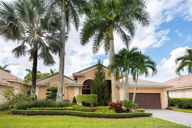 2525 Hunters Run Way, Weston, FL 33327 (#A10752914) :: Real Estate Authority