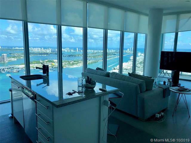 888 Biscayne Blvd #5408, Miami, FL 33132 (MLS #A10752992) :: Grove Properties