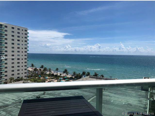 3901 S Ocean Dr 9Z, Hollywood, FL 33019 (MLS #A10753106) :: Grove Properties