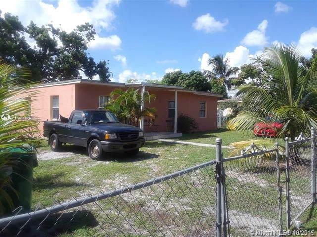 2335 W Bunche Park Dr, Miami Gardens, FL 33054 (MLS #A10753152) :: Grove Properties