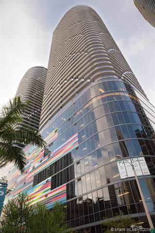45 SW 9th St #1209, Miami, FL 33130 (MLS #A10753245) :: The Adrian Foley Group