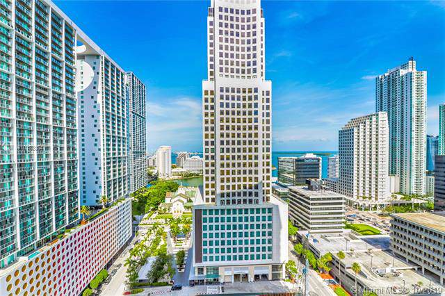 68 SE 6 ST #1807, Miami, FL 33131 (MLS #A10753354) :: The Jack Coden Group