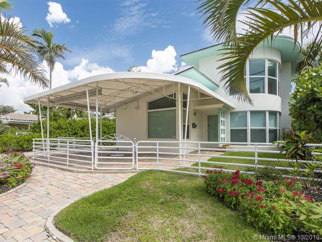 3327 NE 15th Ct, Fort Lauderdale, FL 33304 (MLS #A10753360) :: The Riley Smith Group