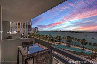 1500 Bay Rd 824S, Miami Beach, FL 33139 (MLS #A10753391) :: Ray De Leon with One Sotheby's International Realty