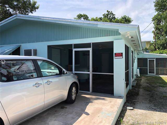 653 Colson Dr, Other City - Keys/Islands/Caribbean, FL 33037 (MLS #A10753590) :: The Teri Arbogast Team at Keller Williams Partners SW
