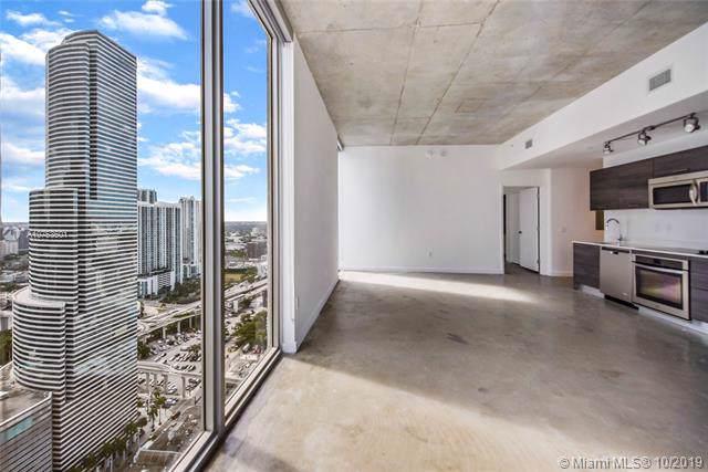 151 SE 1st St #3201, Miami, FL 33131 (MLS #A10753601) :: Berkshire Hathaway HomeServices EWM Realty