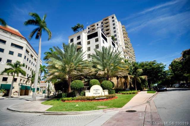 888 S Douglas Rd #301, Coral Gables, FL 33134 (MLS #A10753629) :: Prestige Realty Group