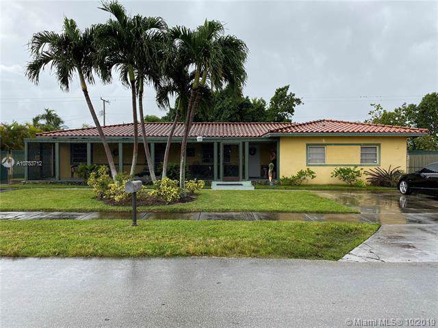 7860 SW 26th St, Miami, FL 33155 (MLS #A10753712) :: Green Realty Properties